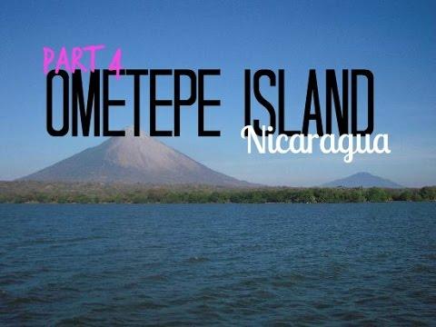 ISLA OMETEPE | SCOOTER AROUND OMETEPE ISLAND, NICARAGUA!