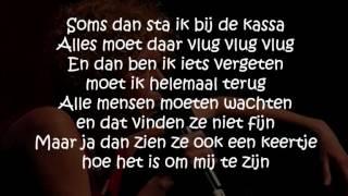 Brigitte Kaandorp - Zwaar Leven (met tekst)