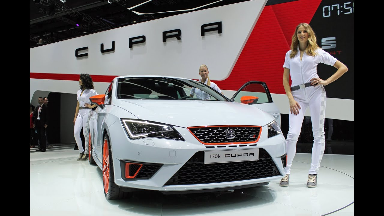 seat leon st 4drive und seat leon cupra ami leipzig 2014 youtube. Black Bedroom Furniture Sets. Home Design Ideas