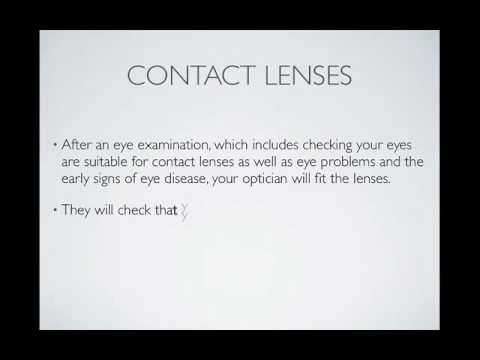 Northampton Opticians & Contact Lenses