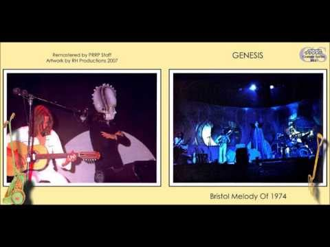 Genesis - 1974/01/13 - Live in Bristol, England {Full Concert}