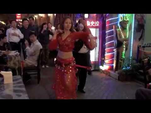 JKHC - CHINA - SHANGHAI - 上海老外街晚飯 FOREIGNERS' STREET - DINNER - 17/10/10