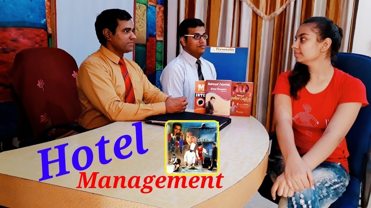 Hotel Management Jobs | Mock Interview Experience ...