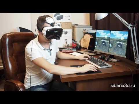 """Подключение очков виртуальной реальности к компьютеру через Riftcat. """"Адский"""" стрим танков"""