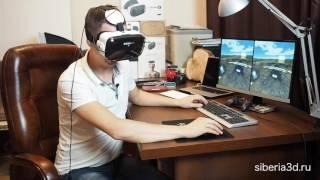 подключение очков виртуальной реальности к PC через Riftcat. Играем в PROJECT CARS