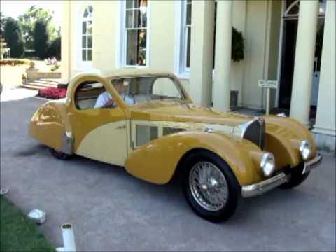 1937 Bugatti Type 57 Atalante