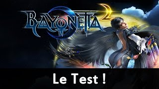 TEST - Bayonetta 2, le chef d