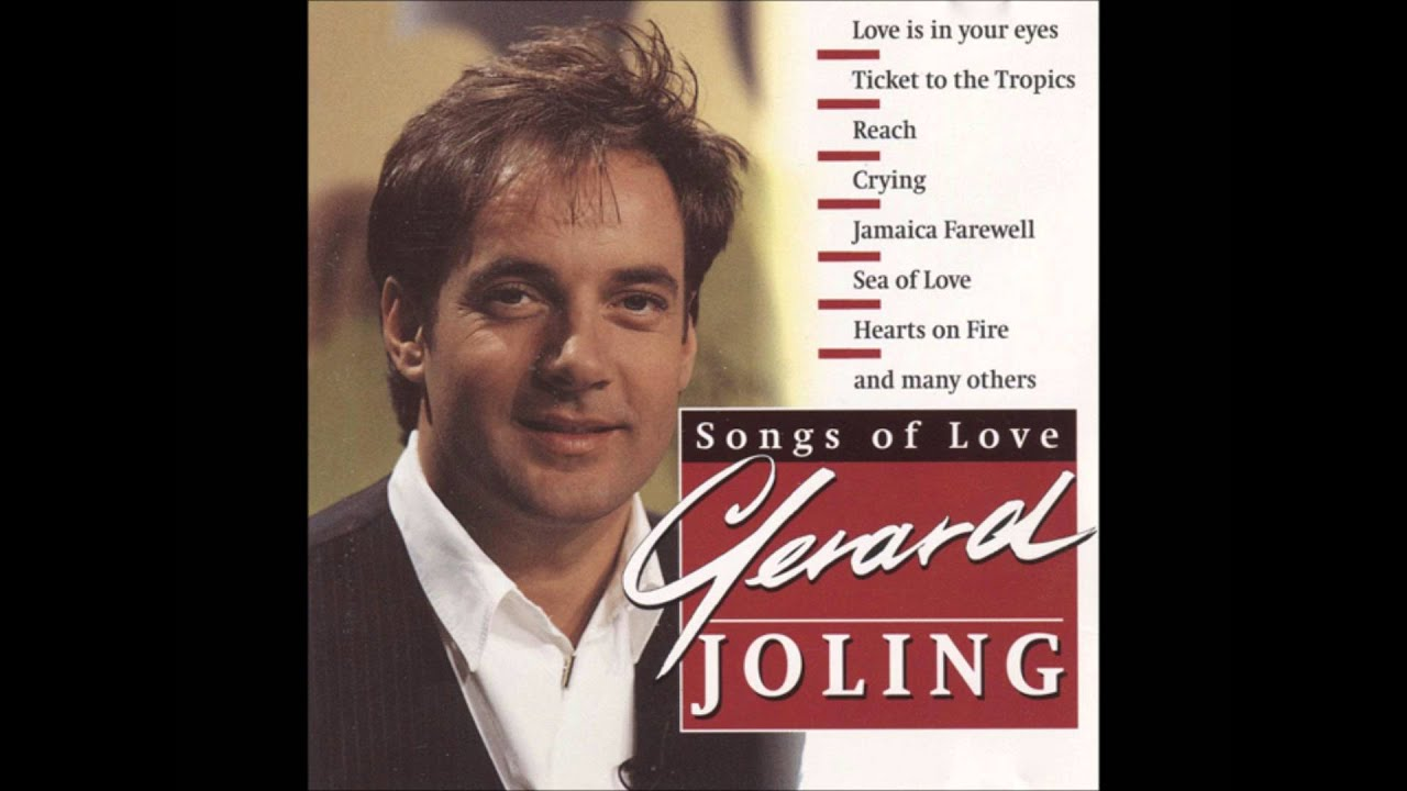 Gerard Joling - Love Is In Your Eyes - Youtube-8489
