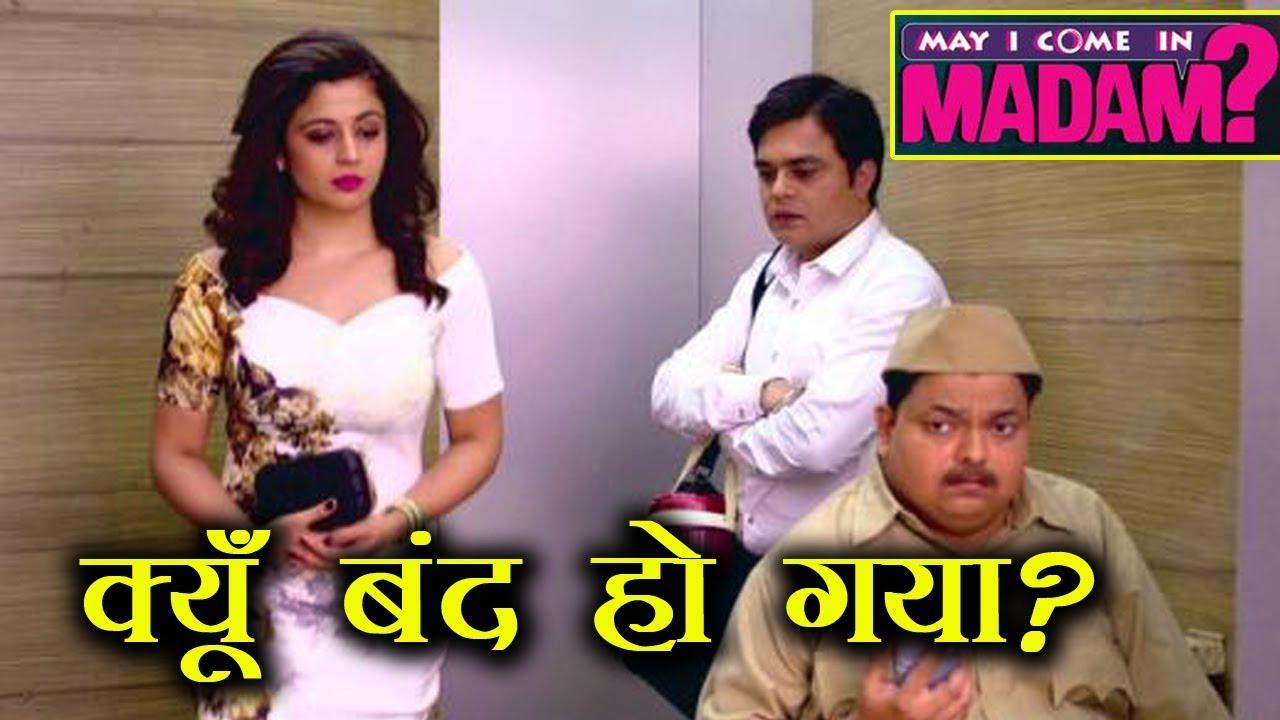 Download May I come in Madam serial Kyu Band ho gya?