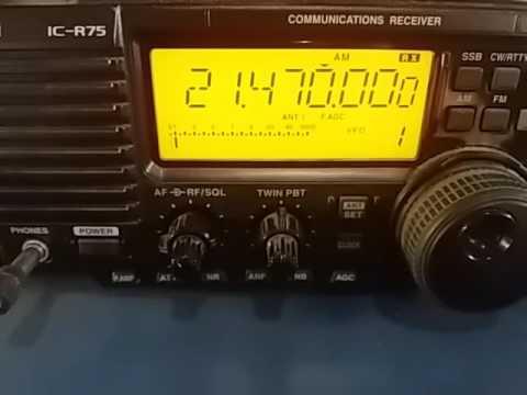 BBC, via Dhabbaya UNITED ARAB EMIRATES - 21470 kHz
