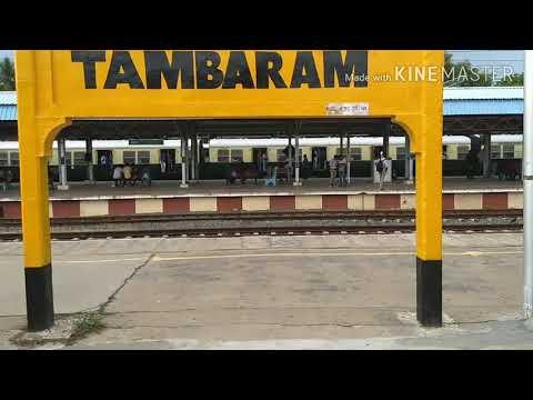 Tambaram Railway Station - A Documentary