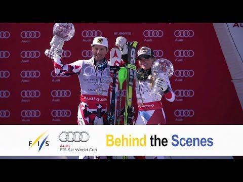 Here are the globe winners 2015/16 - FIS Alpine
