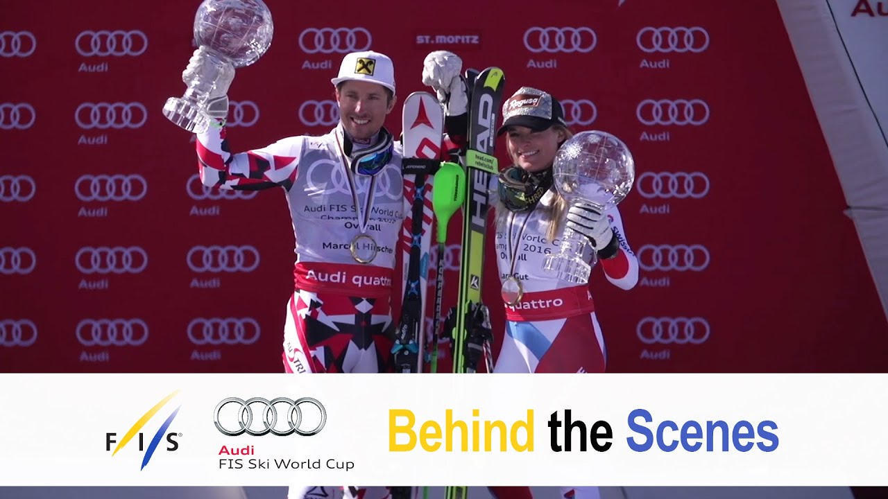 Here are the globe winners 2015/16 - fis alpine