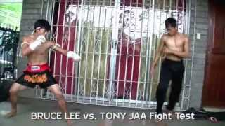 Video Bruce Lee vs Tony Jaa Fight Test download MP3, 3GP, MP4, WEBM, AVI, FLV Agustus 2018