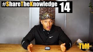 #ShareTheKnowledge Episode 14: Playing Songs Twice During a Set, Getting Known As a DJ in College