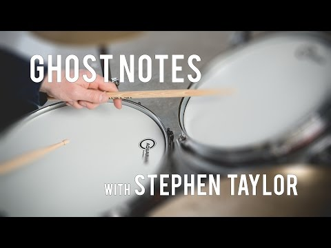 How To Drum - Ghost Notes
