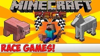Minecraft Bukkit Plugin - Race Games - Tutorial