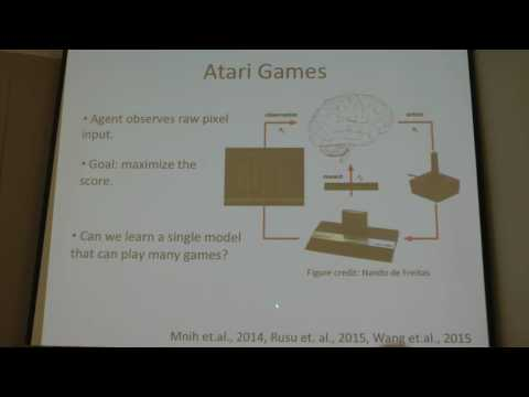 NIPS 2015 Workshop (Parisotto) 15617 Transfer and Multi-Task Learning: Trends and New Perspectives