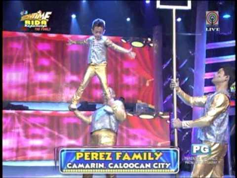 Perez family brings circus to 'Showtime'