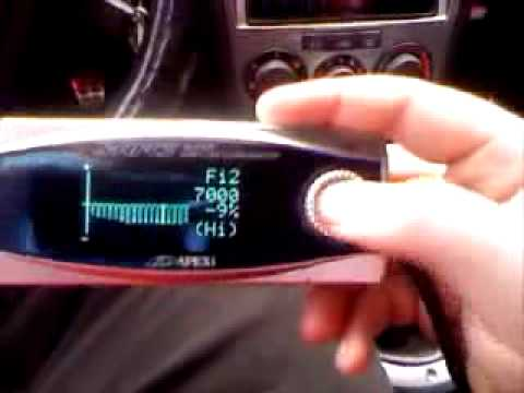how to tune with a safc ii youtube rh youtube com Apexi SAFC Wiring Diagram for SRT-4 apexi safc 2 wiring diagram pdf