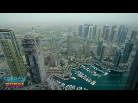 Boutique Penthouse in Cayan Tower, Dubai Marina