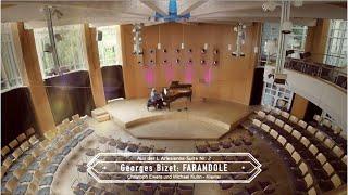 Georges Bizet: FARANDOLE from L´Arlesienne-Suite Nr. 2 | Christoph Ewers, Michael Kuhn (piano)