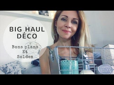 big haul deco maison du monde action ikea youtube. Black Bedroom Furniture Sets. Home Design Ideas