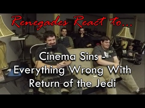Renegades React to... Cinema Sins - Everything Wrong With: Return of the Jedi