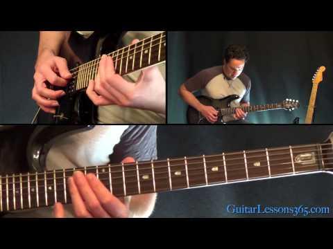 How to play  and Let Die  Guns N Roses