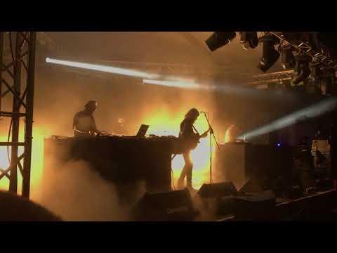 HVOB @Clockenflap 2017 music festival Hongkong
