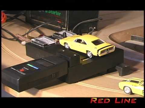 Red Line Slot Car Tech Block