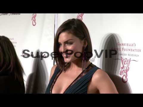 Alyssa Miller at Gabrielle's Angel Foundation Hosts Angel...
