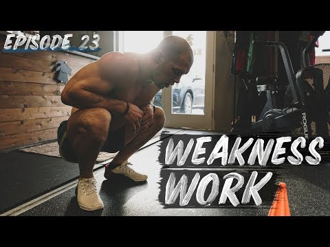 Work Your Weaknesses… Or Not Cole Sager Ep23