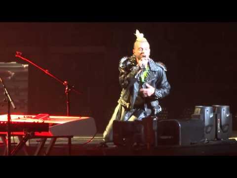 """Dirty Leather Jacket"" Ferras@Wells Fargo Center Philadelphia 8/4/14"
