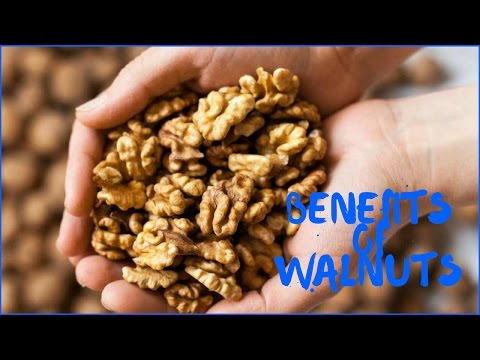 BENEFITS OF WALNUTS FOR MEN