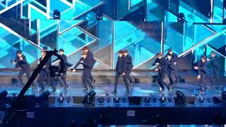 2018 가온차트 K-POP 어워드 : 세븐틴 (SEVENTEEN) - Intro + MY I + Crazy in Love + 울고 싶지않아 + 고맙다