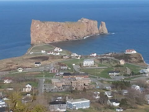 Percé Quebec 2017