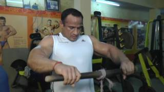 FOREARMS advance level training.