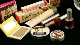 Обзор на косметику TheBalm / TheBalm makeup review