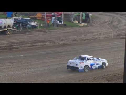 7W Waldorf Racing 7-21-18 Purestock Heat Race Viking Speedway