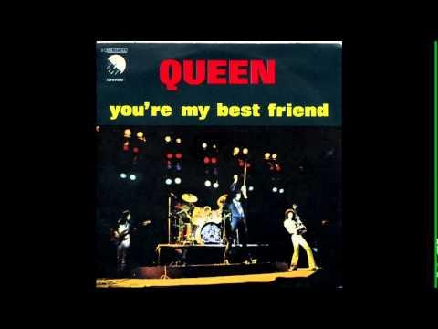 Queen - You're My Best Friends (Only Vocals)