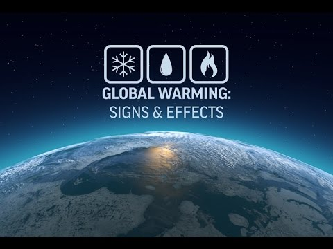 Global Warming: Signs & Effects