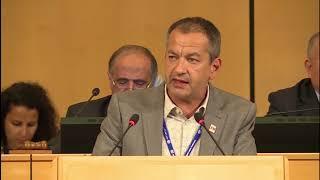 107e session de la Conférence internationale du Travail de l OIT - Pascal Pavageau FO