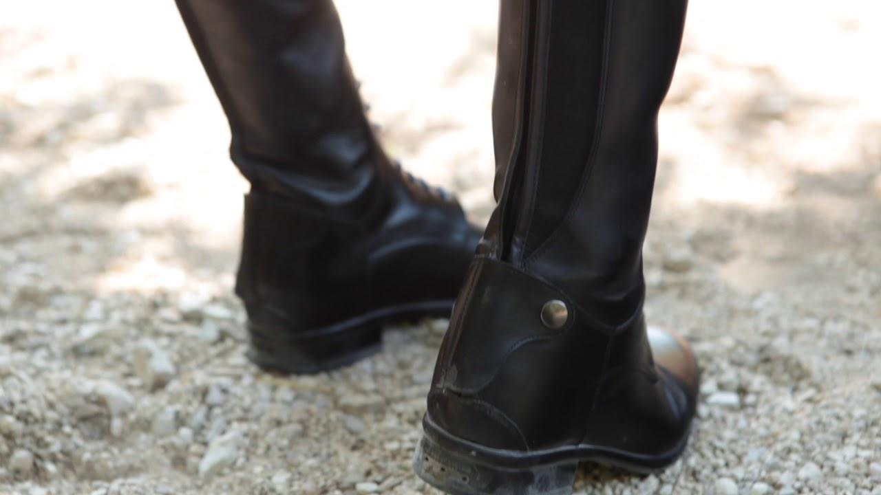 c36d3c7f34738 Boxer   Terrier - Tattini riding Boots - YouTube
