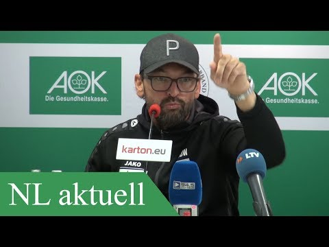 FCE Trainer Pele Wollitz über WM Nominierung von Nils Petersen