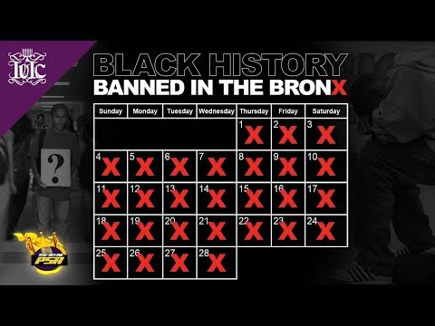 Patient Saints Radio: Bronx Principal Bans Black HIstory in February!!!