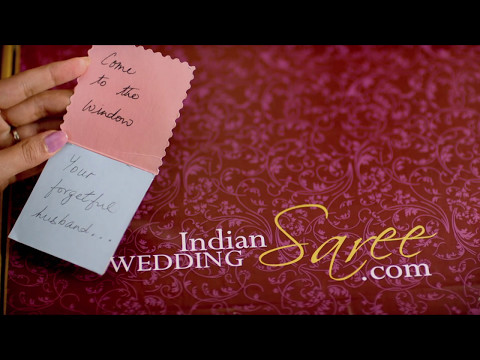 Indian Wedding Saree Tv Ads