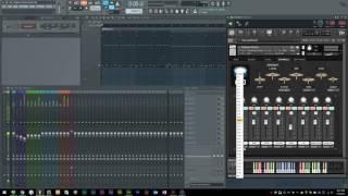 Routing GetGood Drums in FL Studio