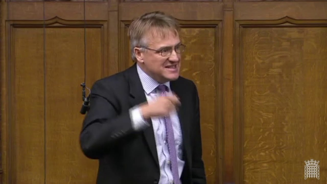 Charles Walker MP - House of Commons - 6th January 2021