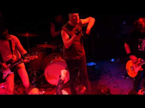 The Dwarves - There Better Be Woman + More - New Parish - Oakland,CA 5-17-13